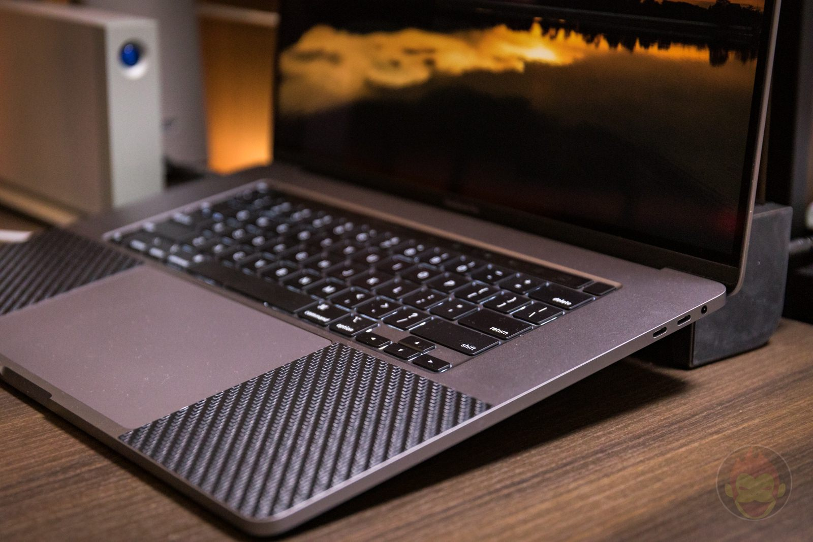 Using eGPU definately changes heat on MacBookPro 01