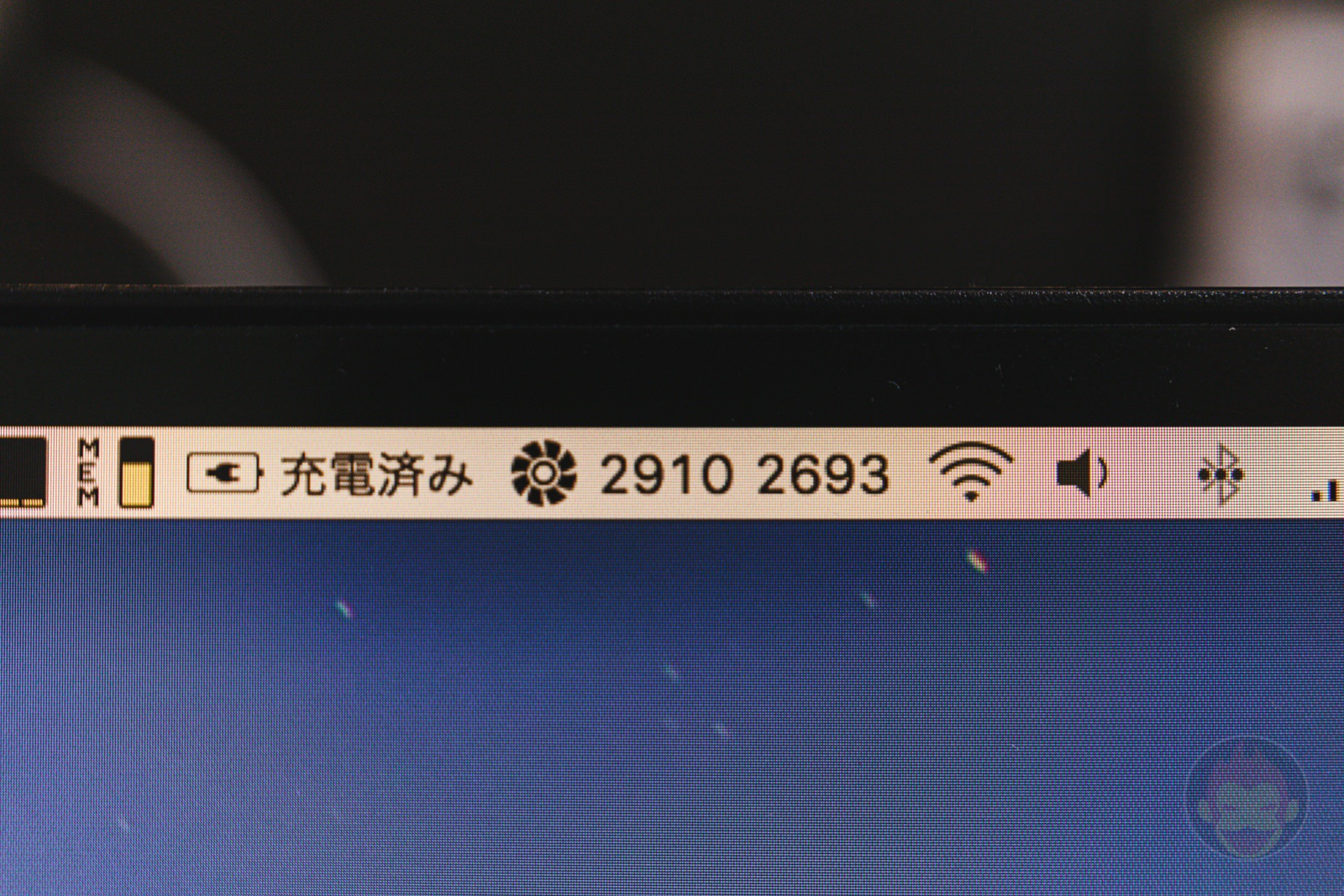 Using eGPU definately changes heat on MacBookPro 03