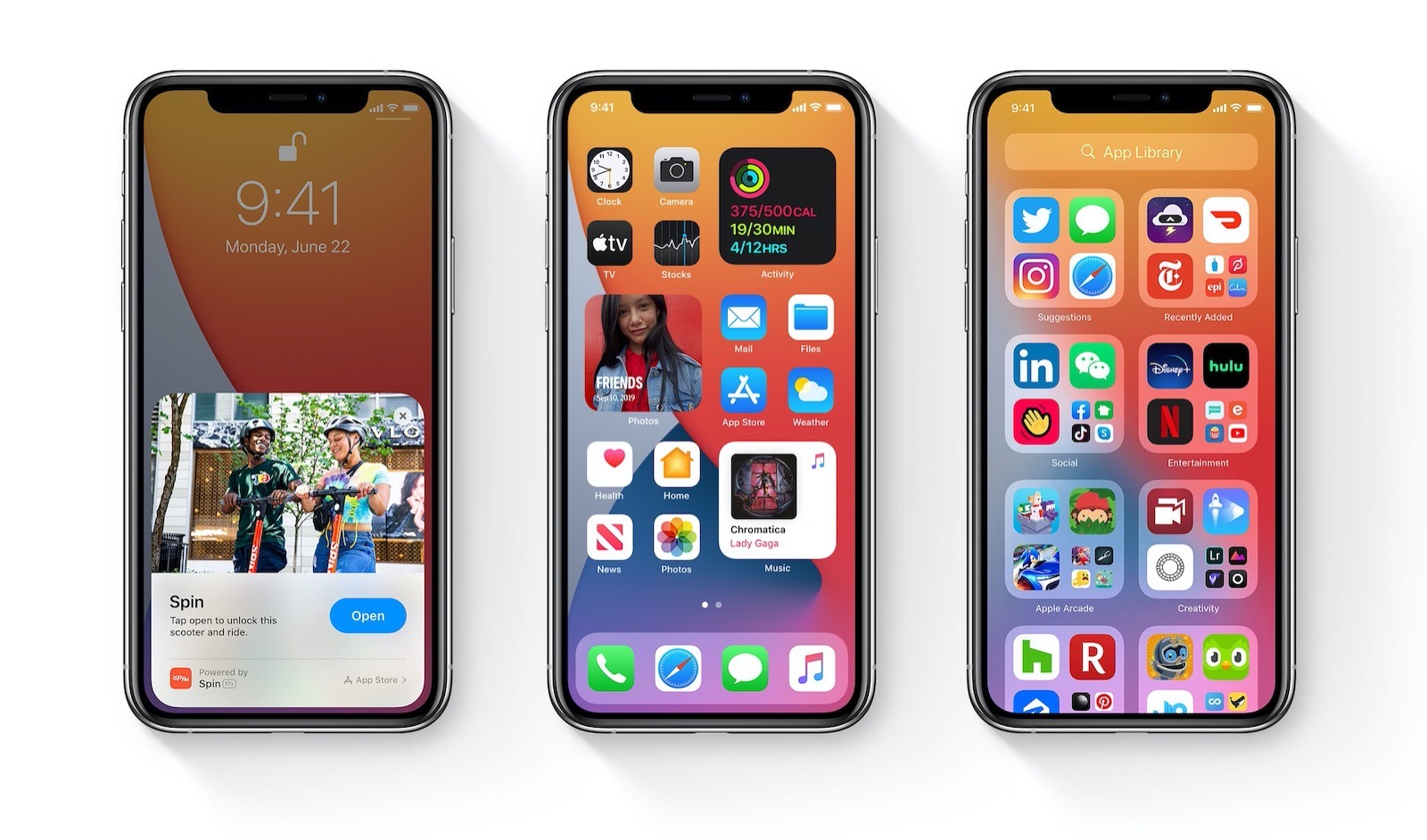 Ios14 top all features