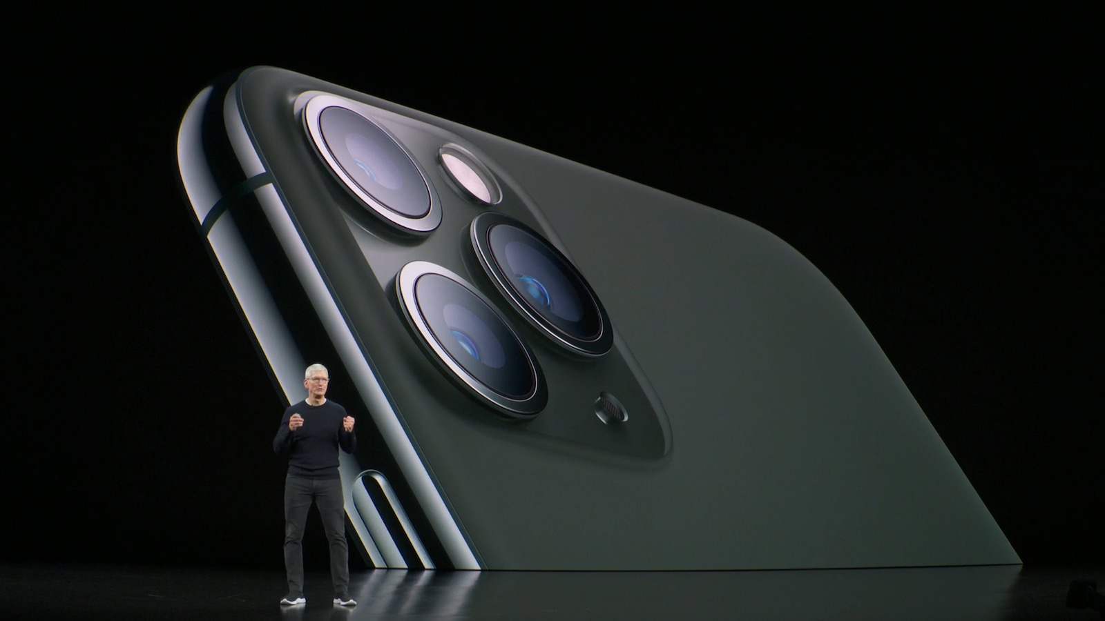 Iphone 11 pro keynote apple