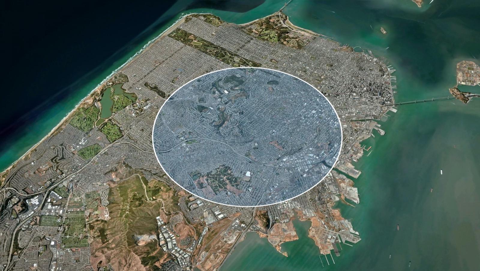 Proximate location sharing