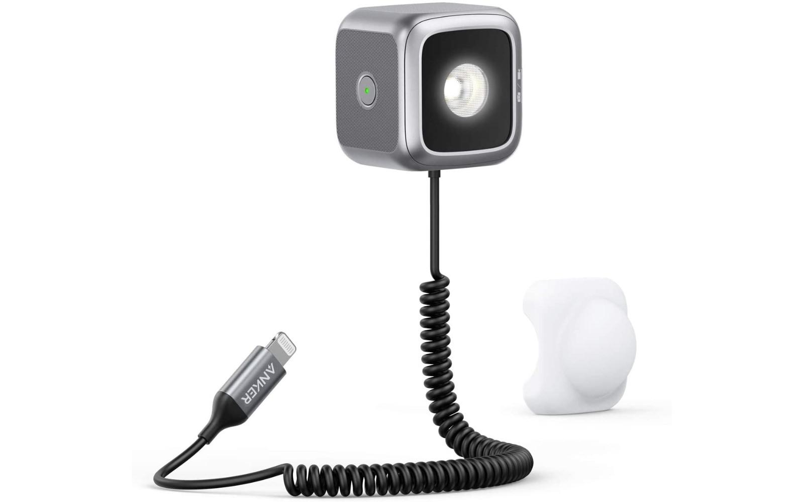 Anker iphone LED flash MFI
