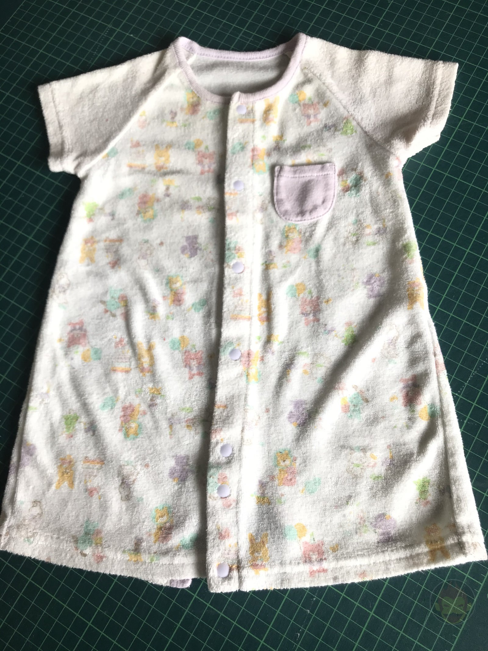 Baby Clothes remade into new items 03