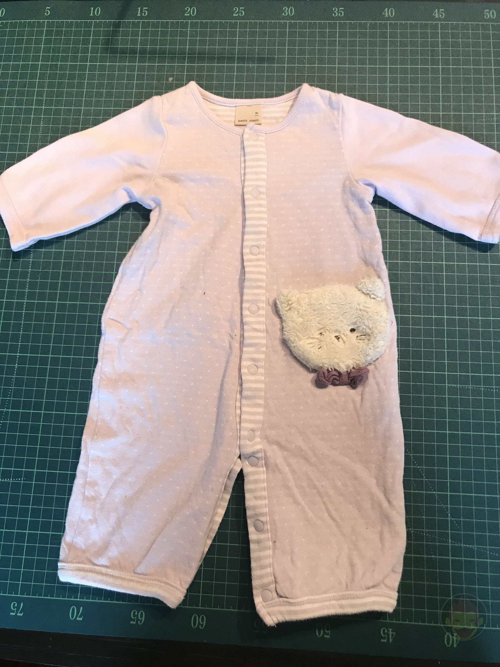 Baby Clothes remade into new items 18