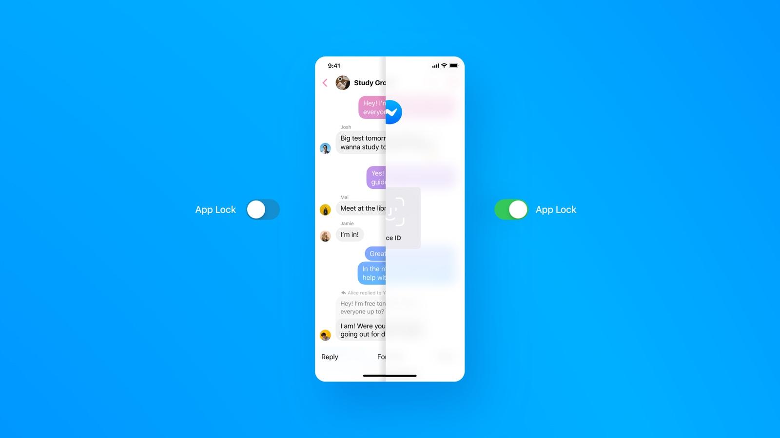 Facebook Messenger App Lock 00
