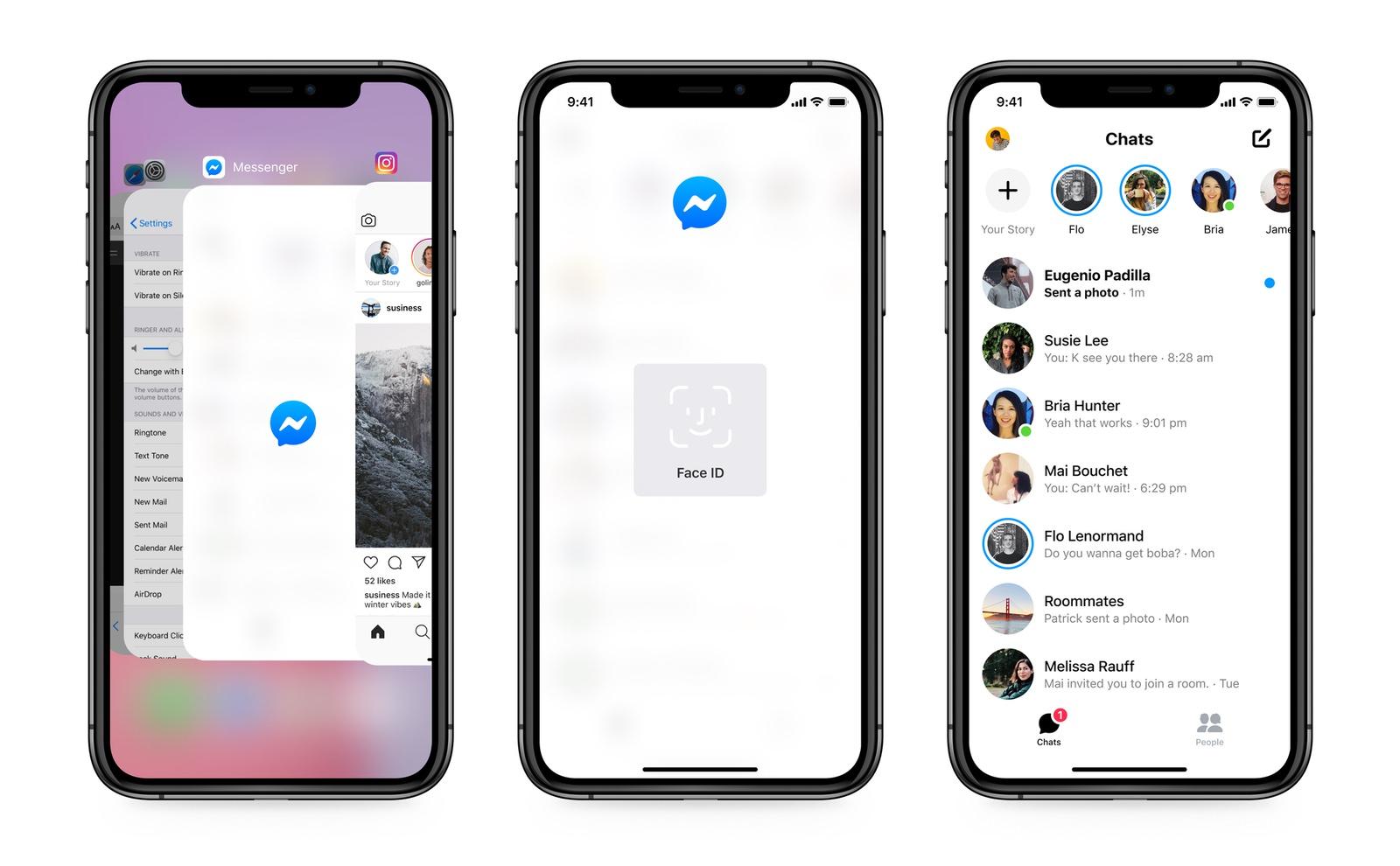 Facebook Messenger App Lock 01