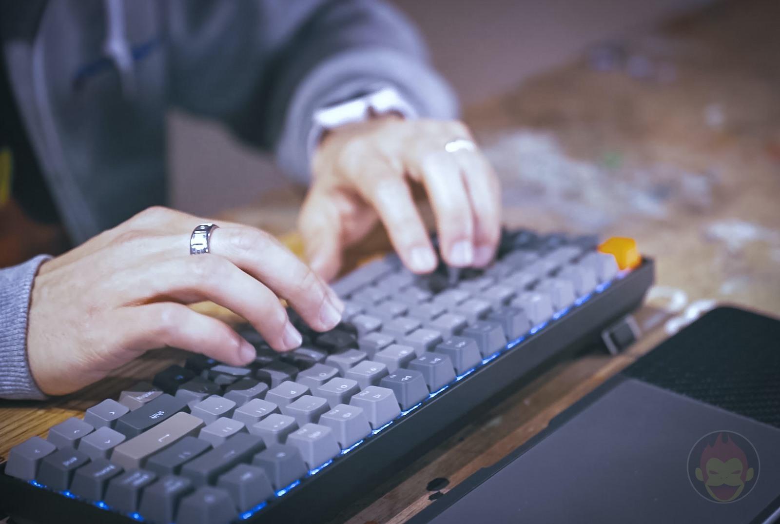 Keychron K2 Mechanical Keyboard Review 10