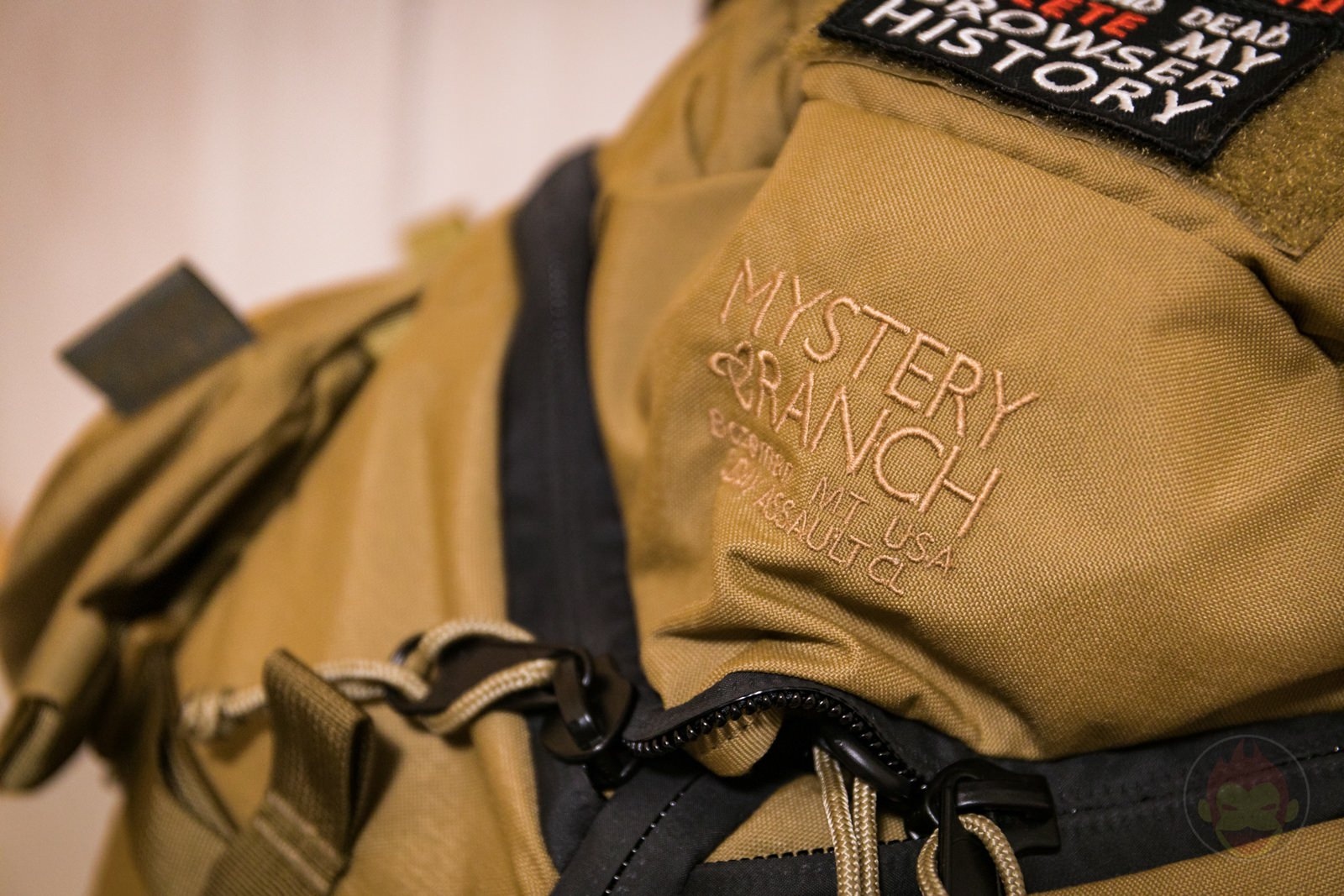 MYSTERY RANCH 3Day Assault CL Review 20