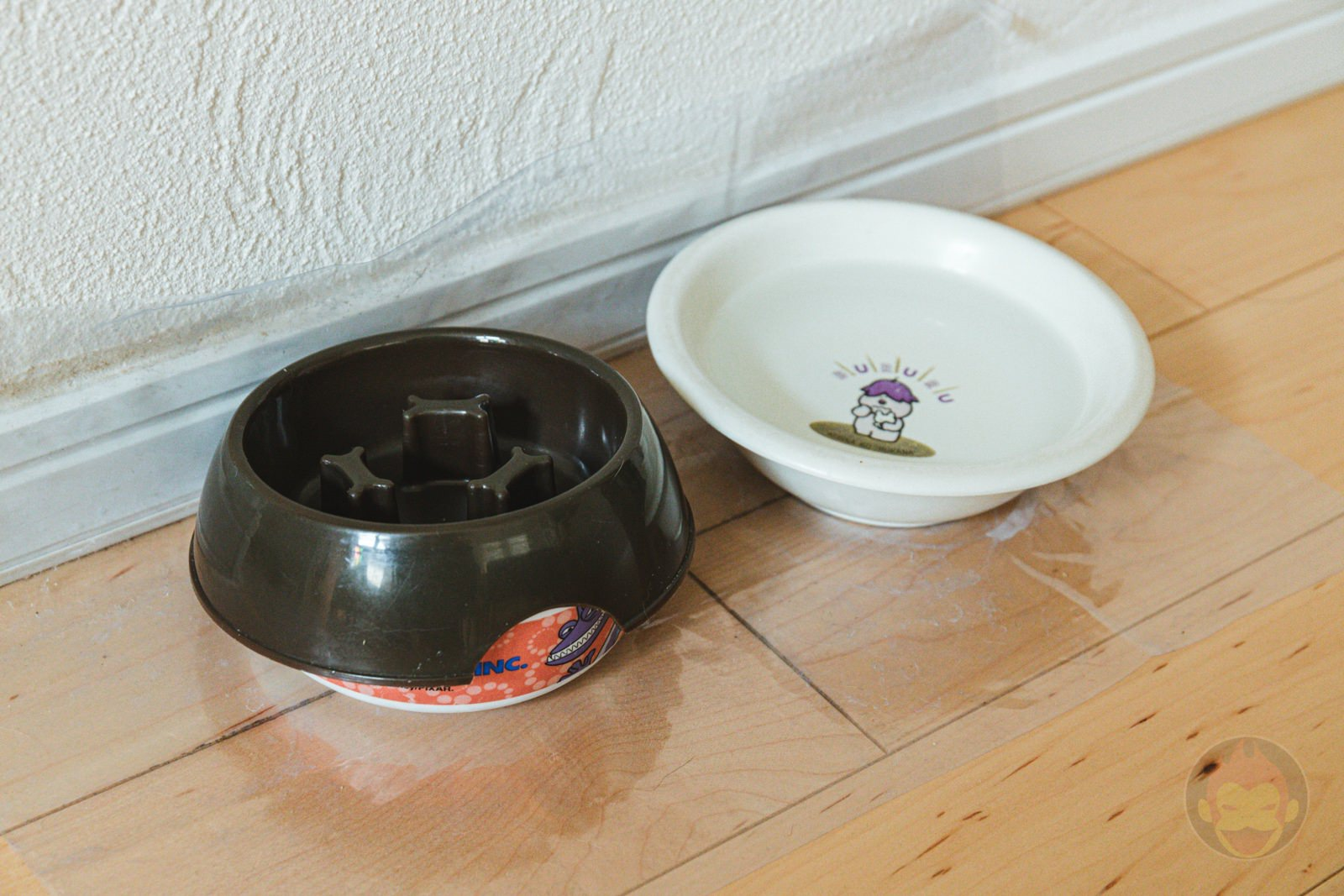 TOWER Pet food bowl stand set 16