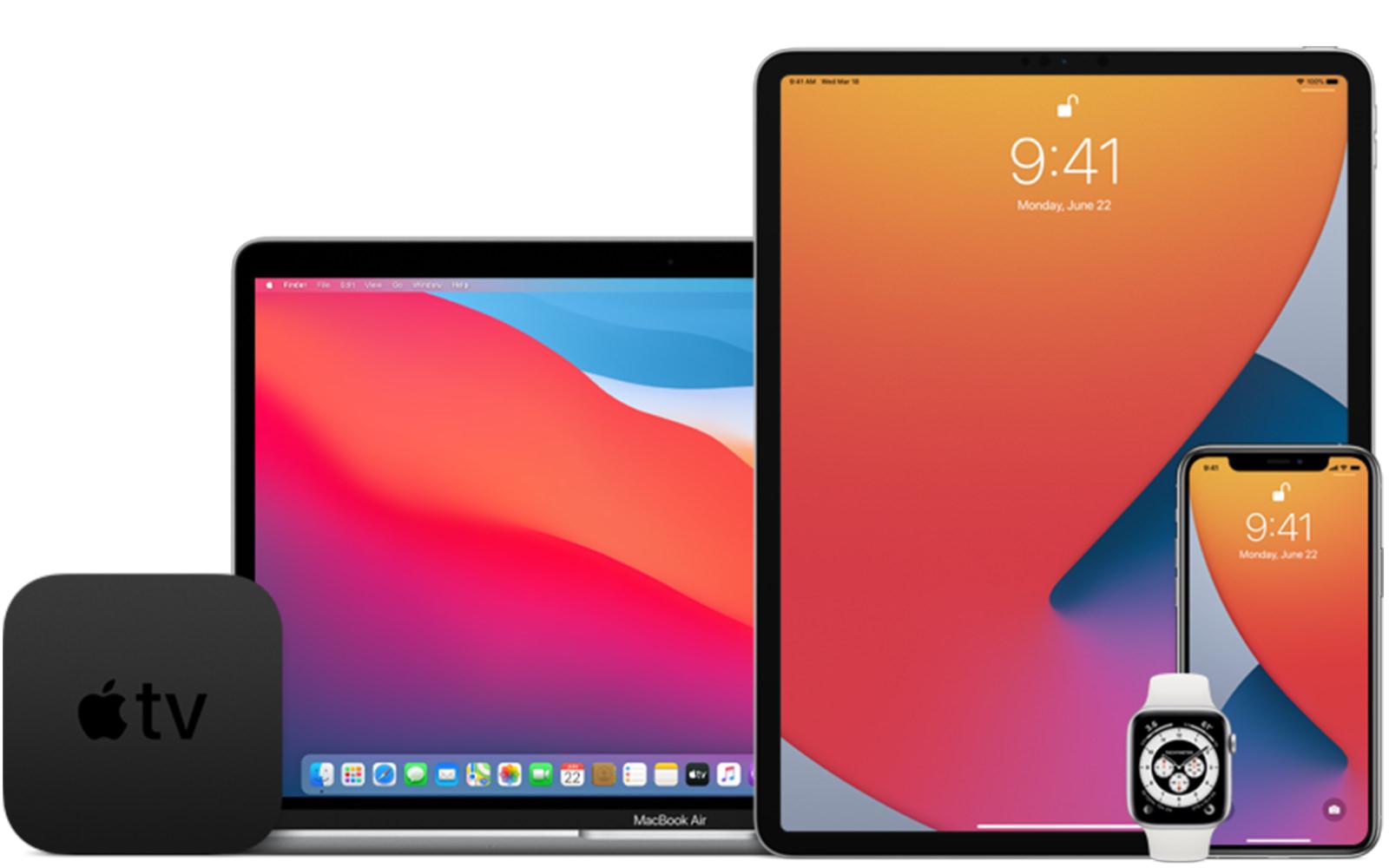 IOS14 macOSBigSur Public Beta