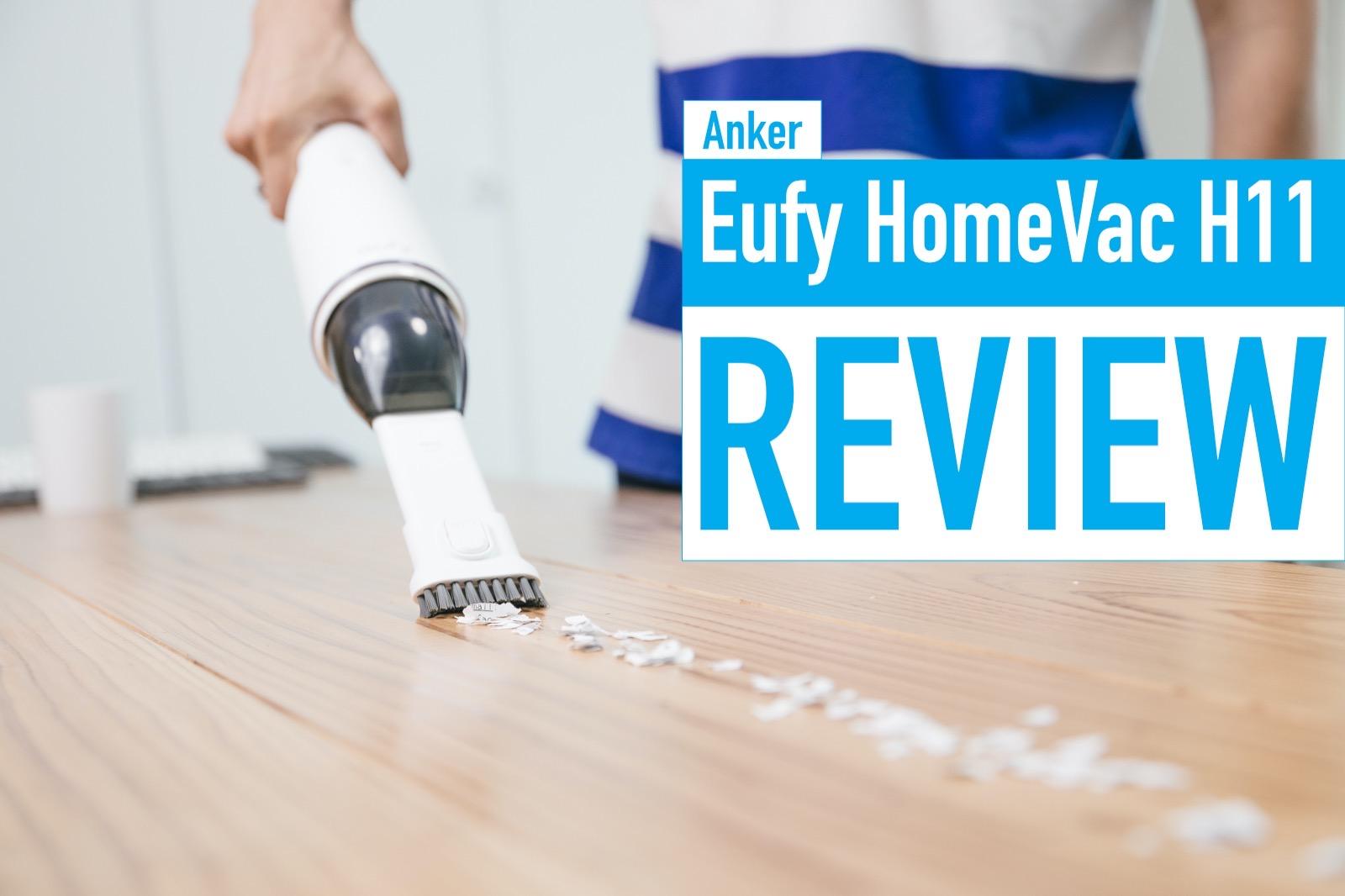 Anker Eufy HomeVac H11
