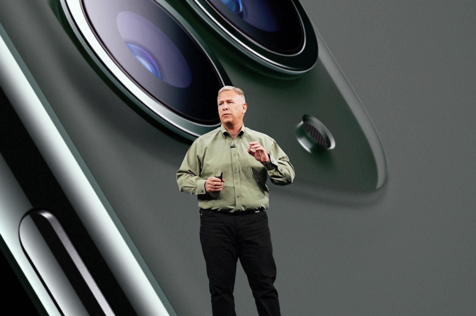 Phil Schiller advances to apple fellow 08042020