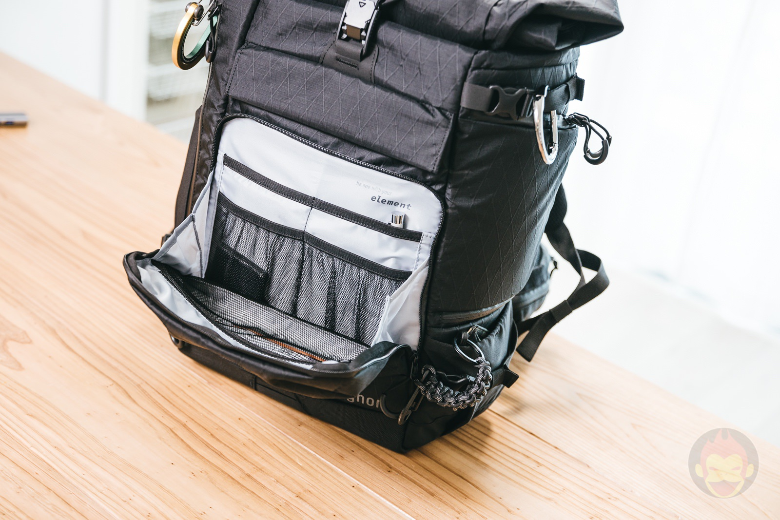 Compagnon element bacpack review 03