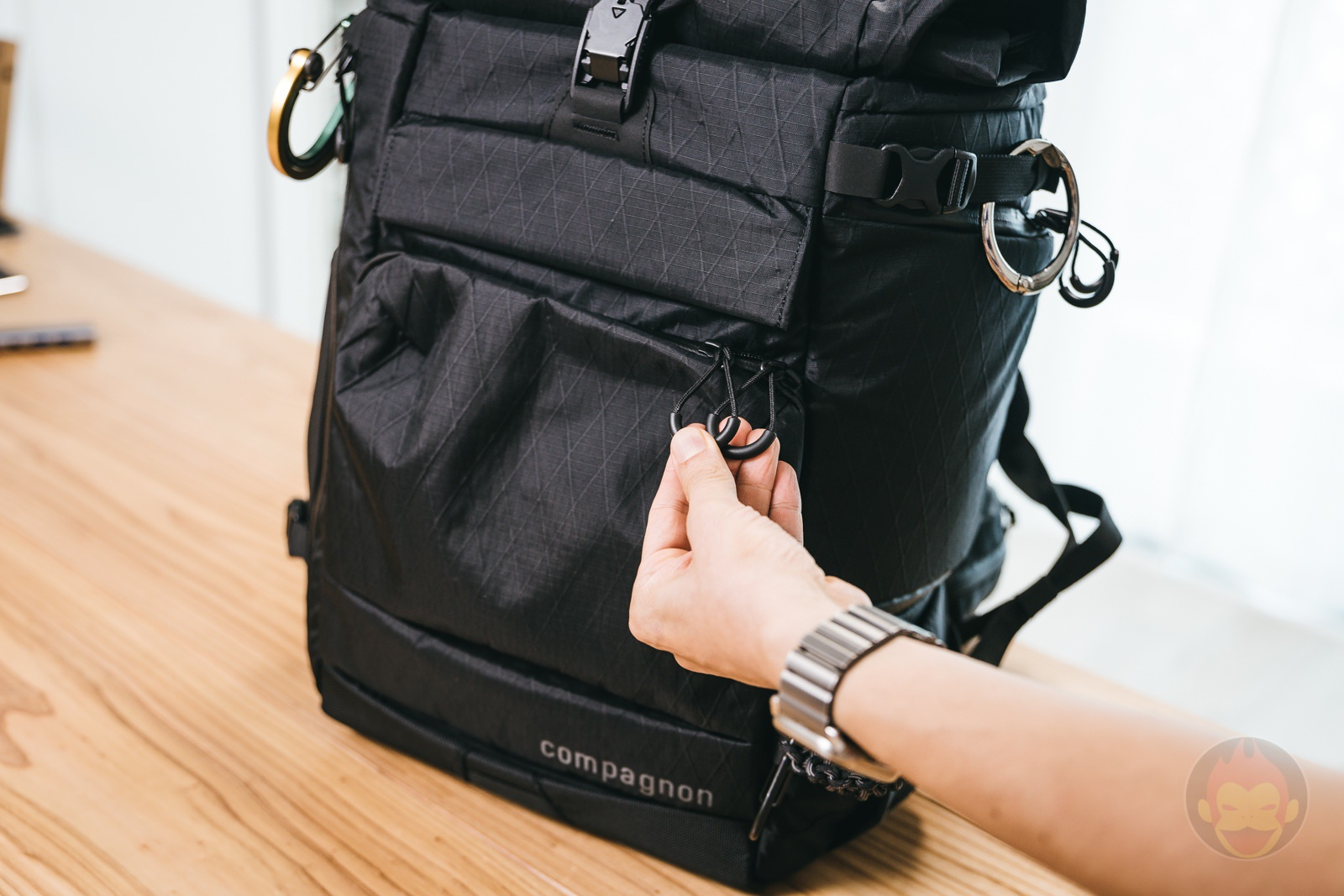 Compagnon element bacpack review 05