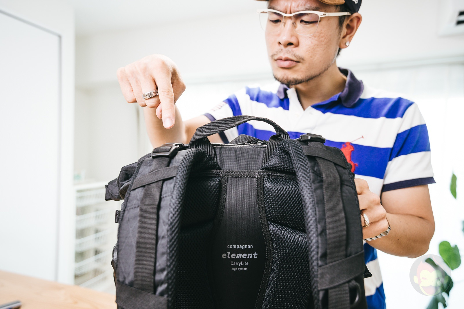 Compagnon element bacpack review 17