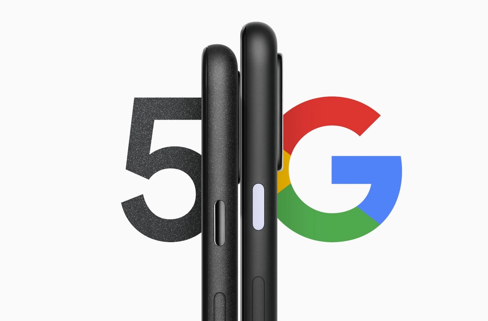 Google pixel4a 5g and 5