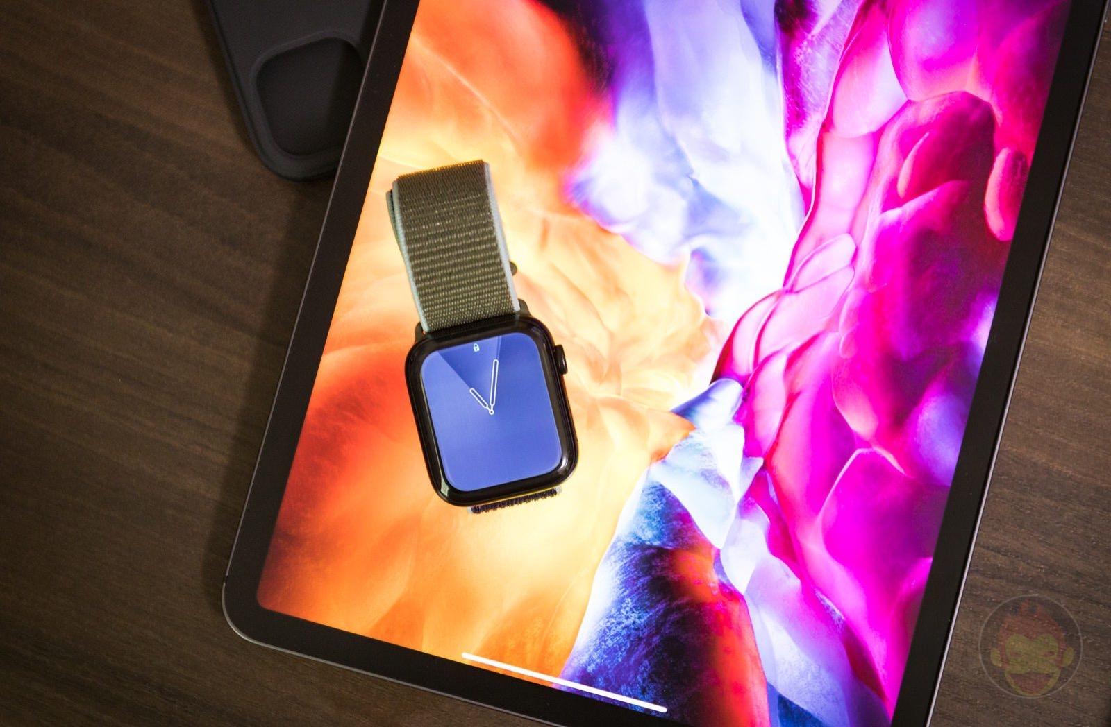 Apple Watcha and Bezelless iPad 01