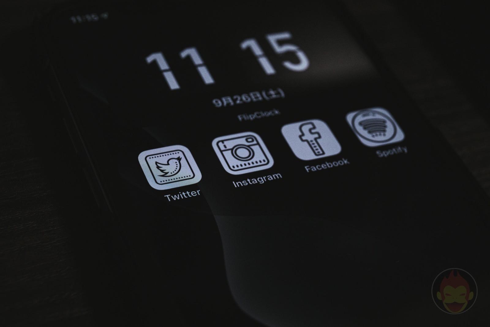 Customizing HomeScreen Icons 01