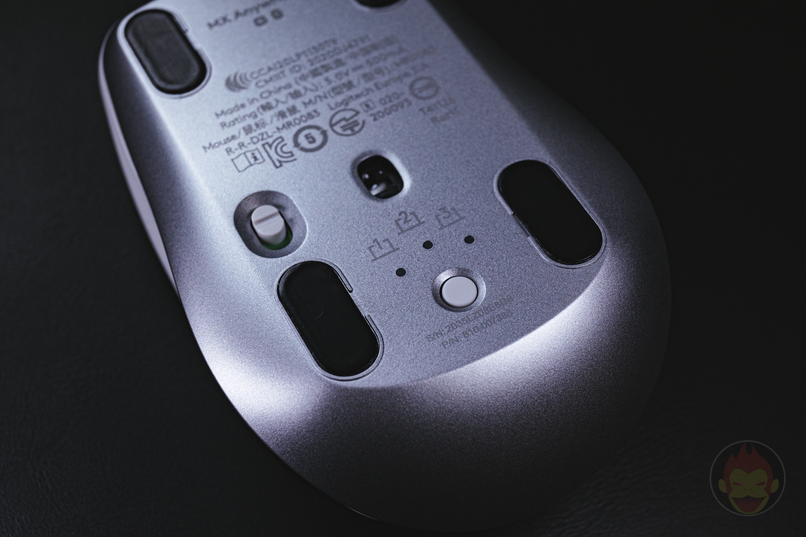 Logicool MX Anywhere 3 Mouse Review 08