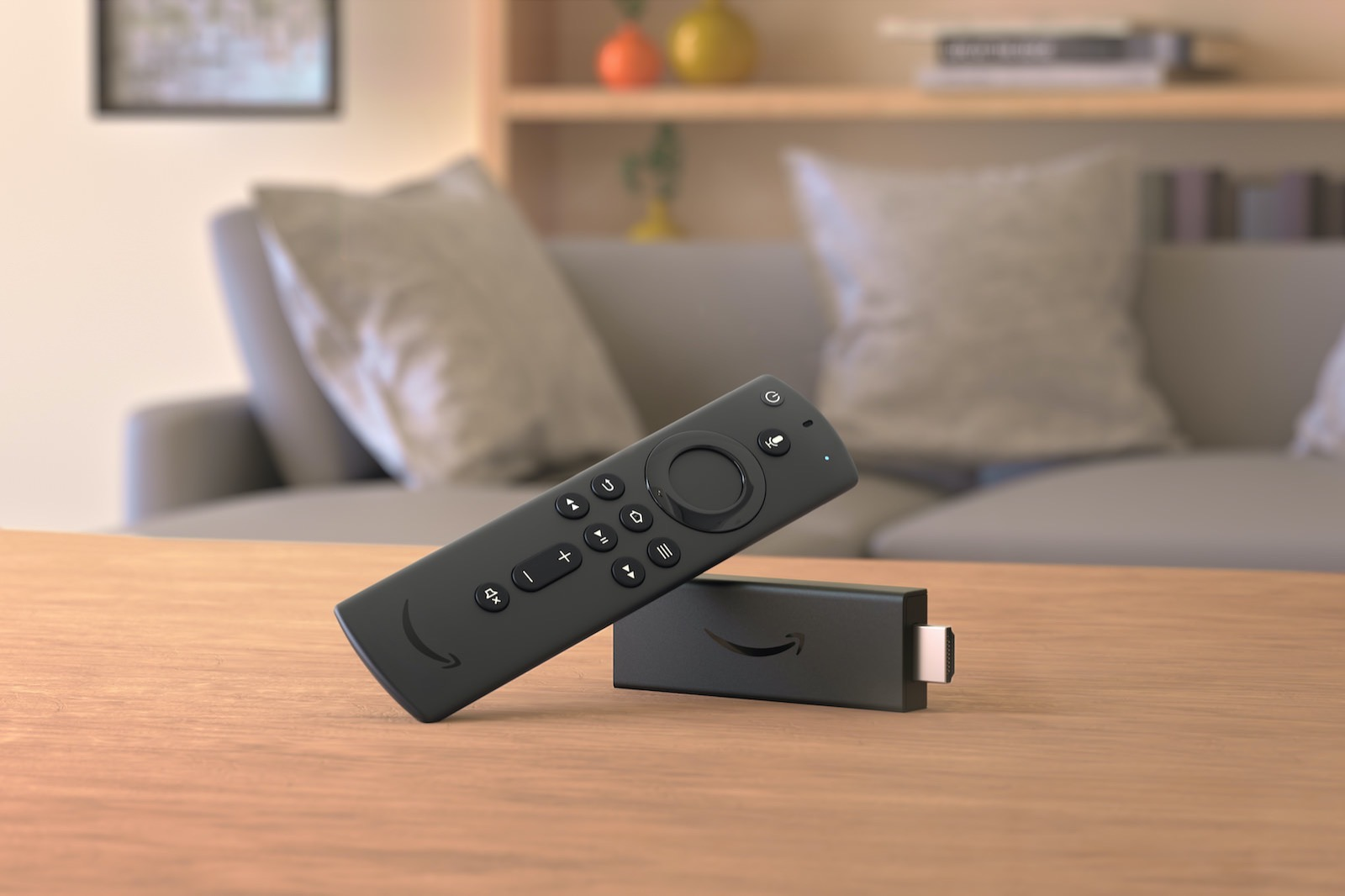 New Fire TV Stick 1