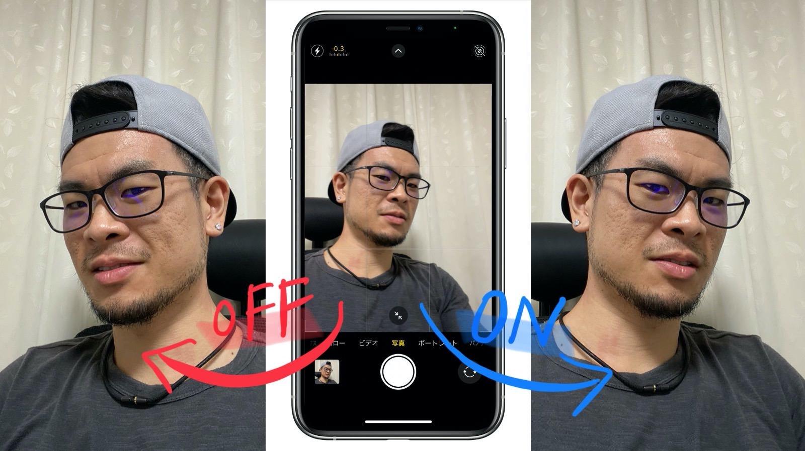 How ios14 Mirror photos works