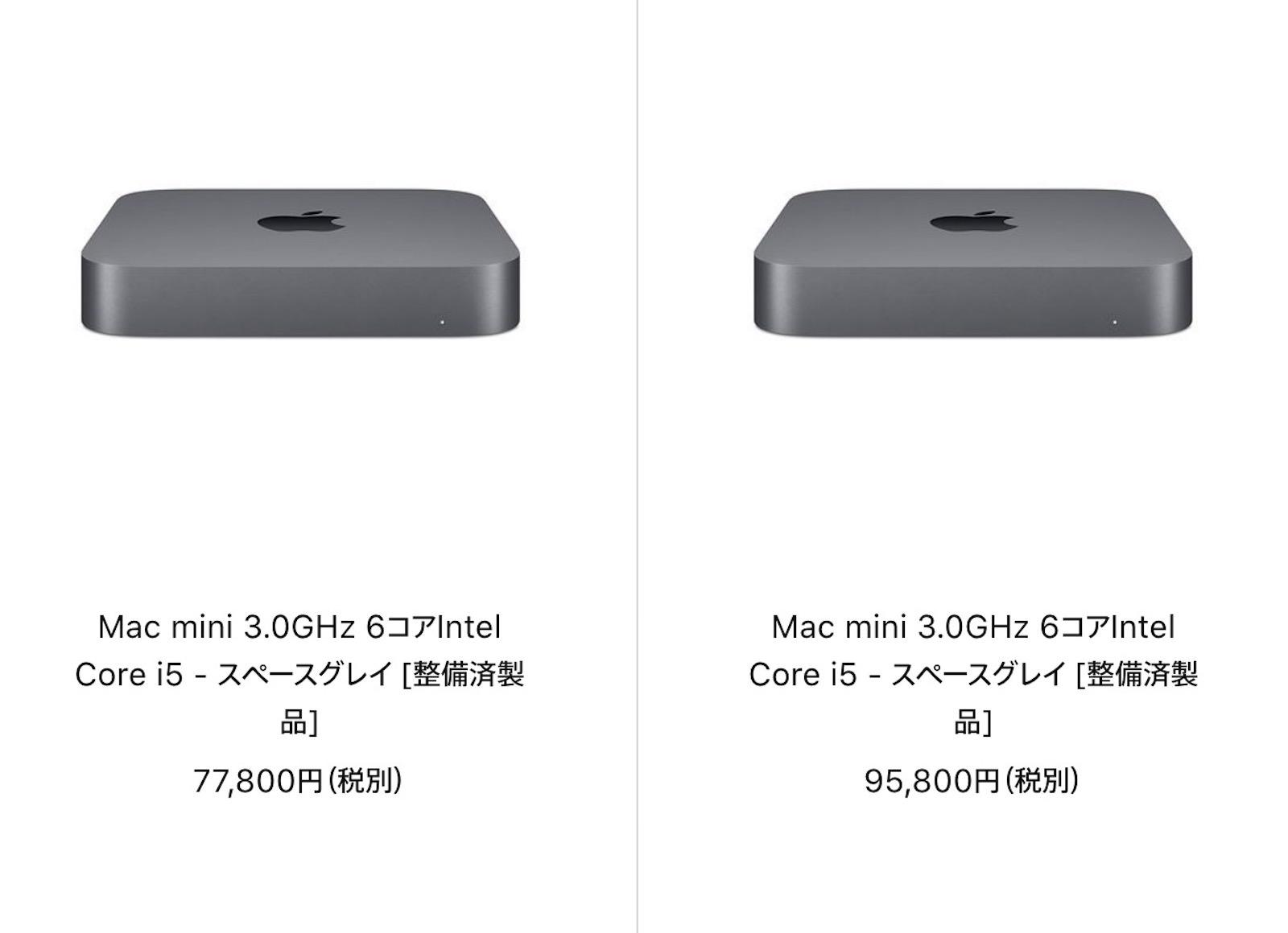 Mac mini 2018 sale
