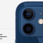 iPhone 12の広角カメラ