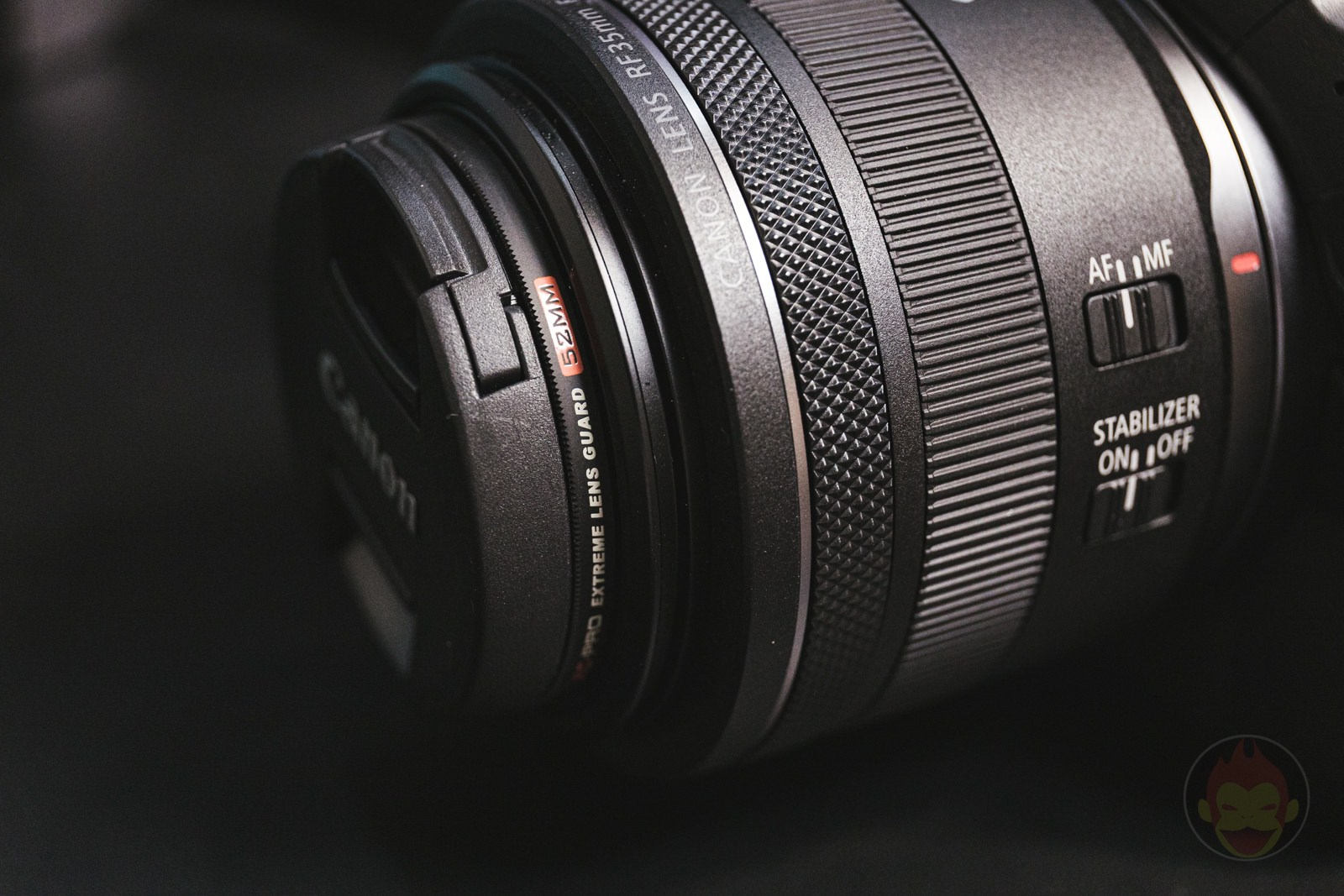 Canon RF35mm F1 8 MACRO IS STM Lens Hood 09