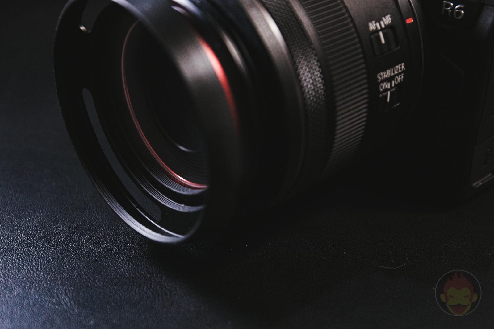 Canon RF35mm F1 8 MACRO IS STM Lens Hood 15