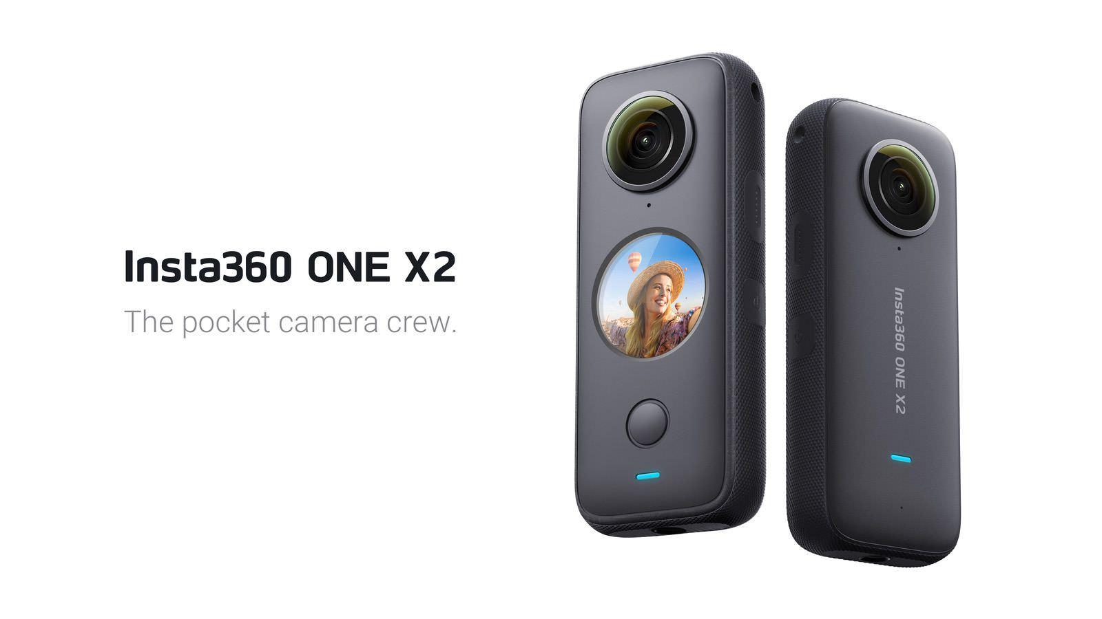 Insta360 ONE X2 02