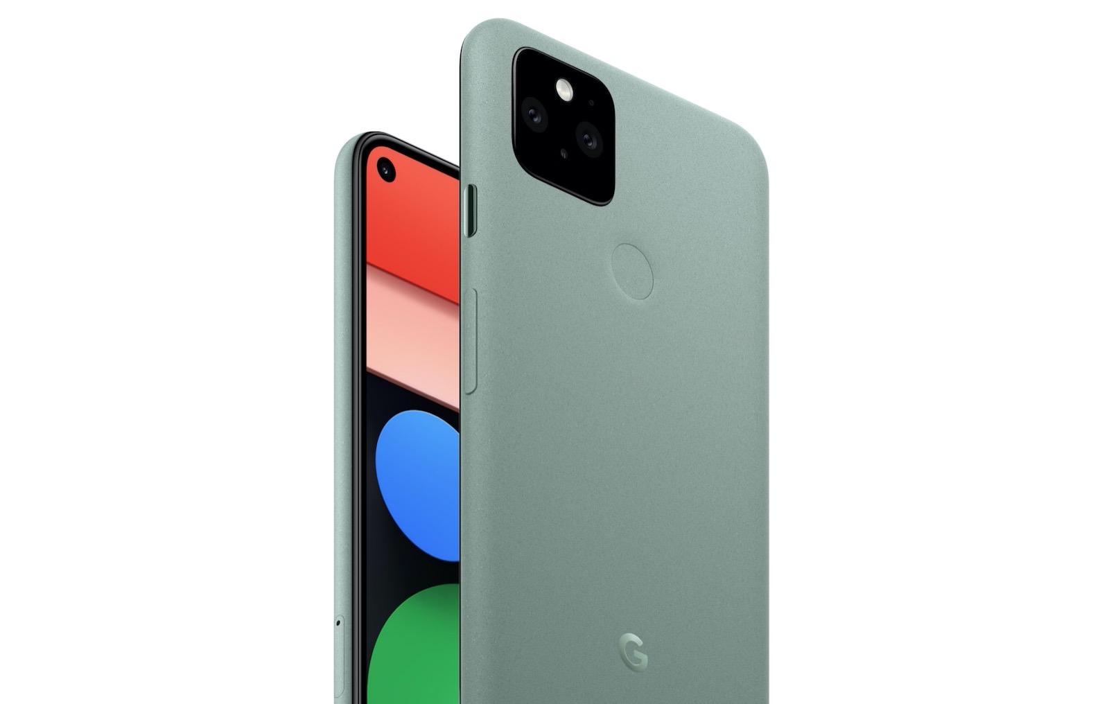 Google pixel5 hp