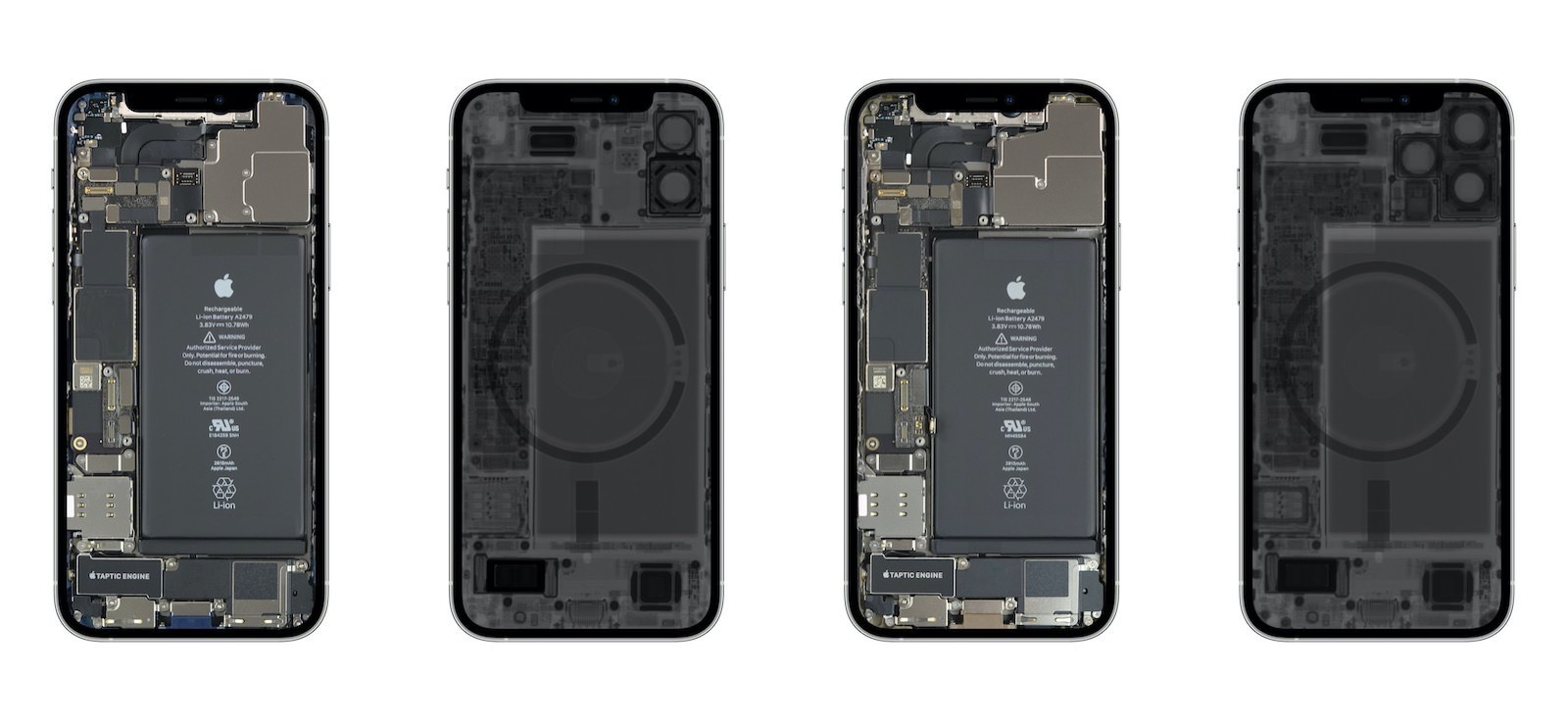 Ifixit see through wallpapers