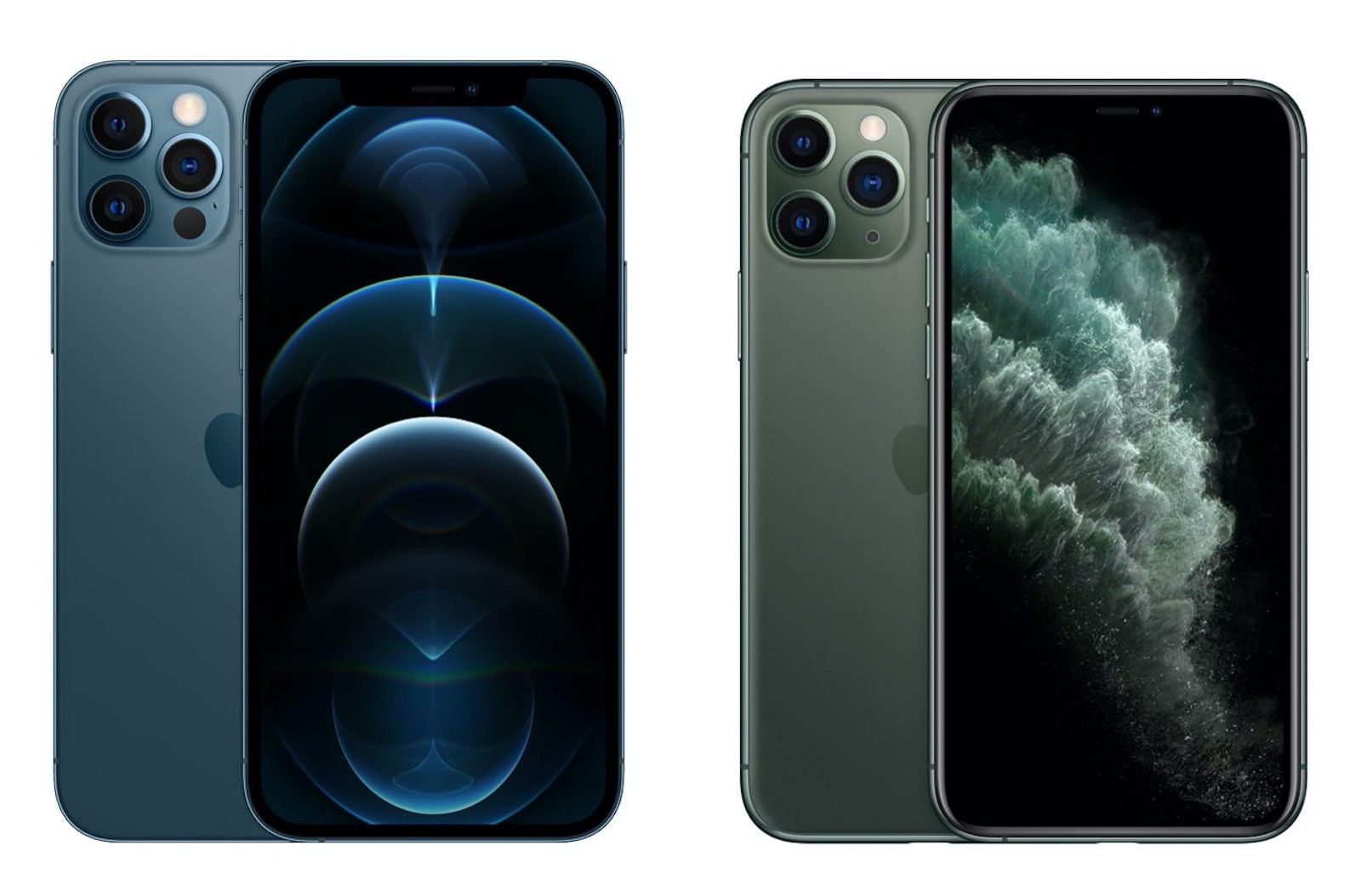 Iphone 12 pro vs iphone 11 pro