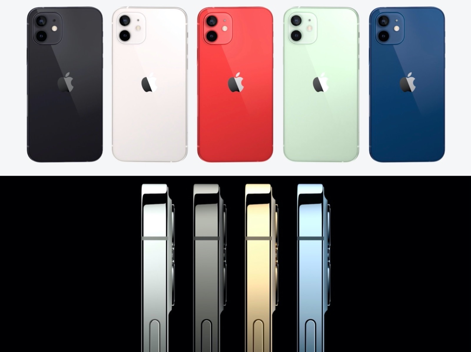 Iphone 12 series design