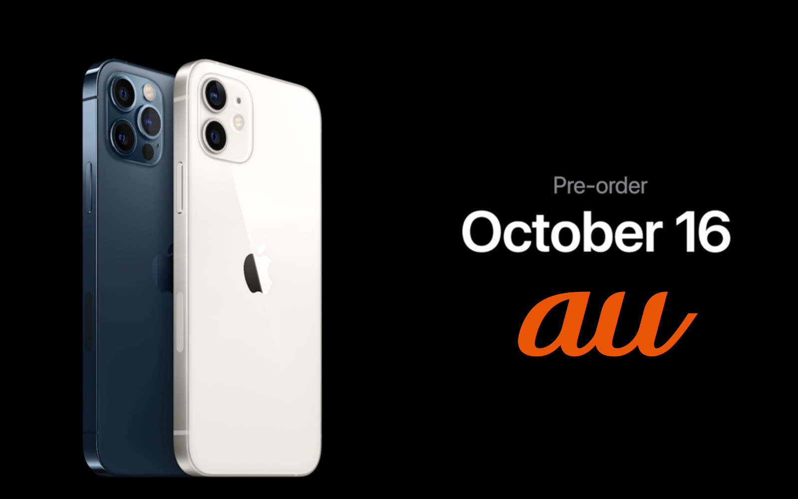 Iphone12 and 12pro preorder