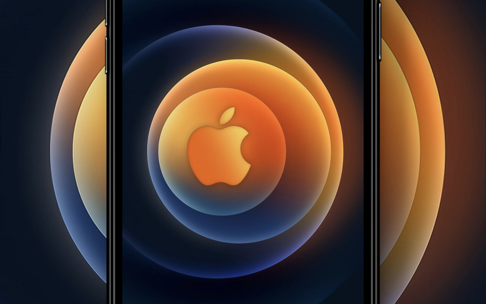 Iphone12 event invitation wallpapers