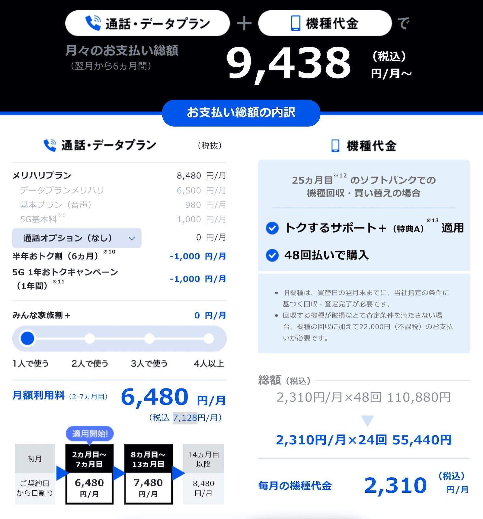 Web wari softbank
