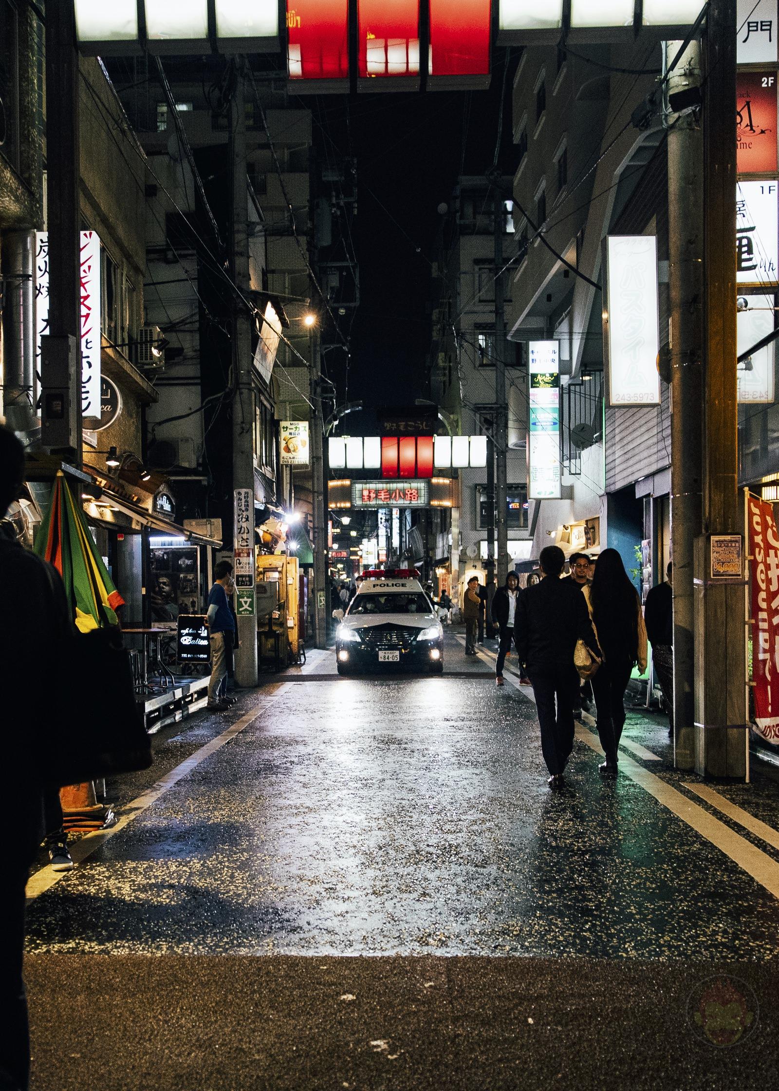 Photowalk around sakuragicho 05