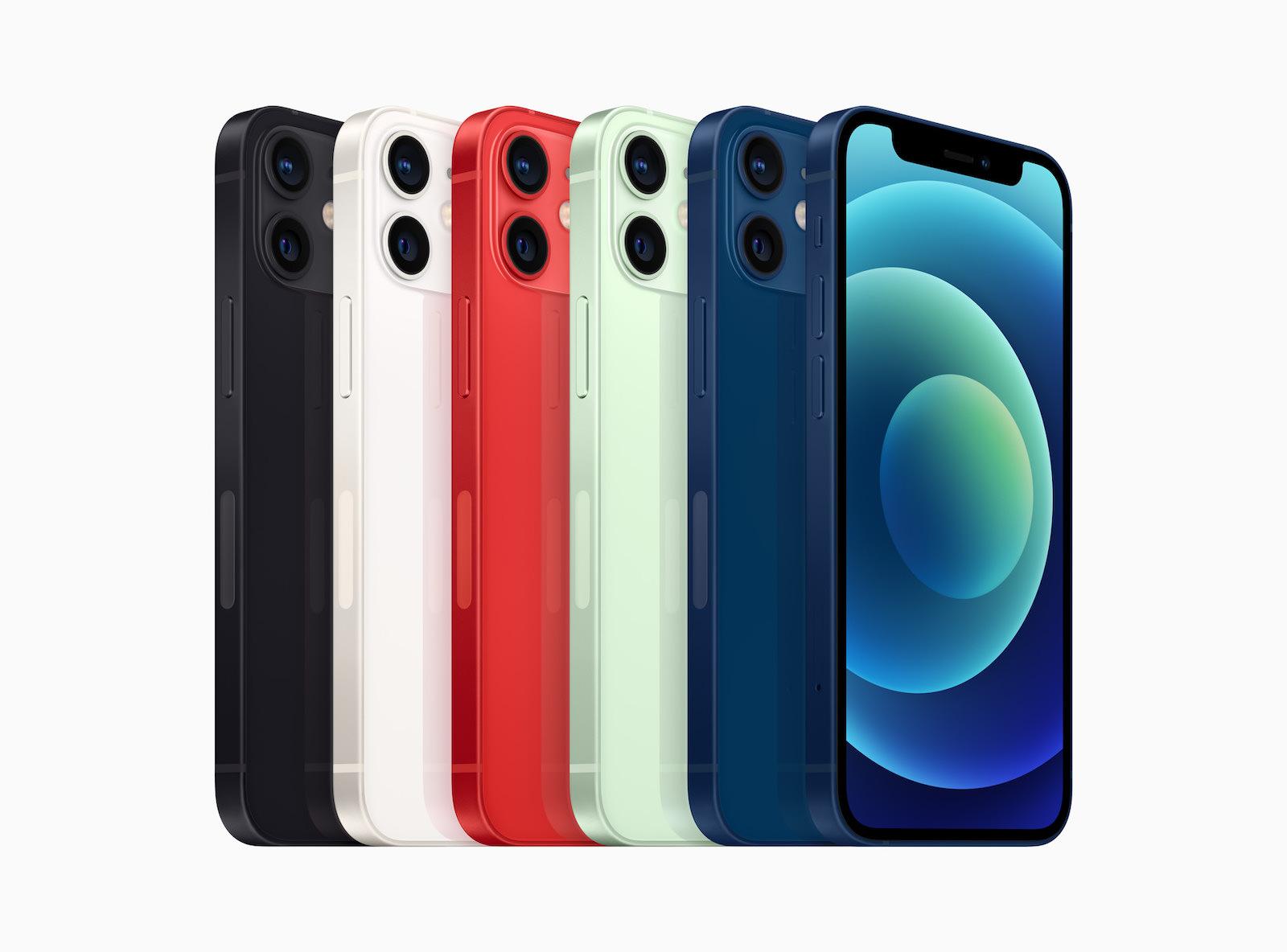 Apple iphone12mini iphone12max homepodmini availability iphone12mini us 110520