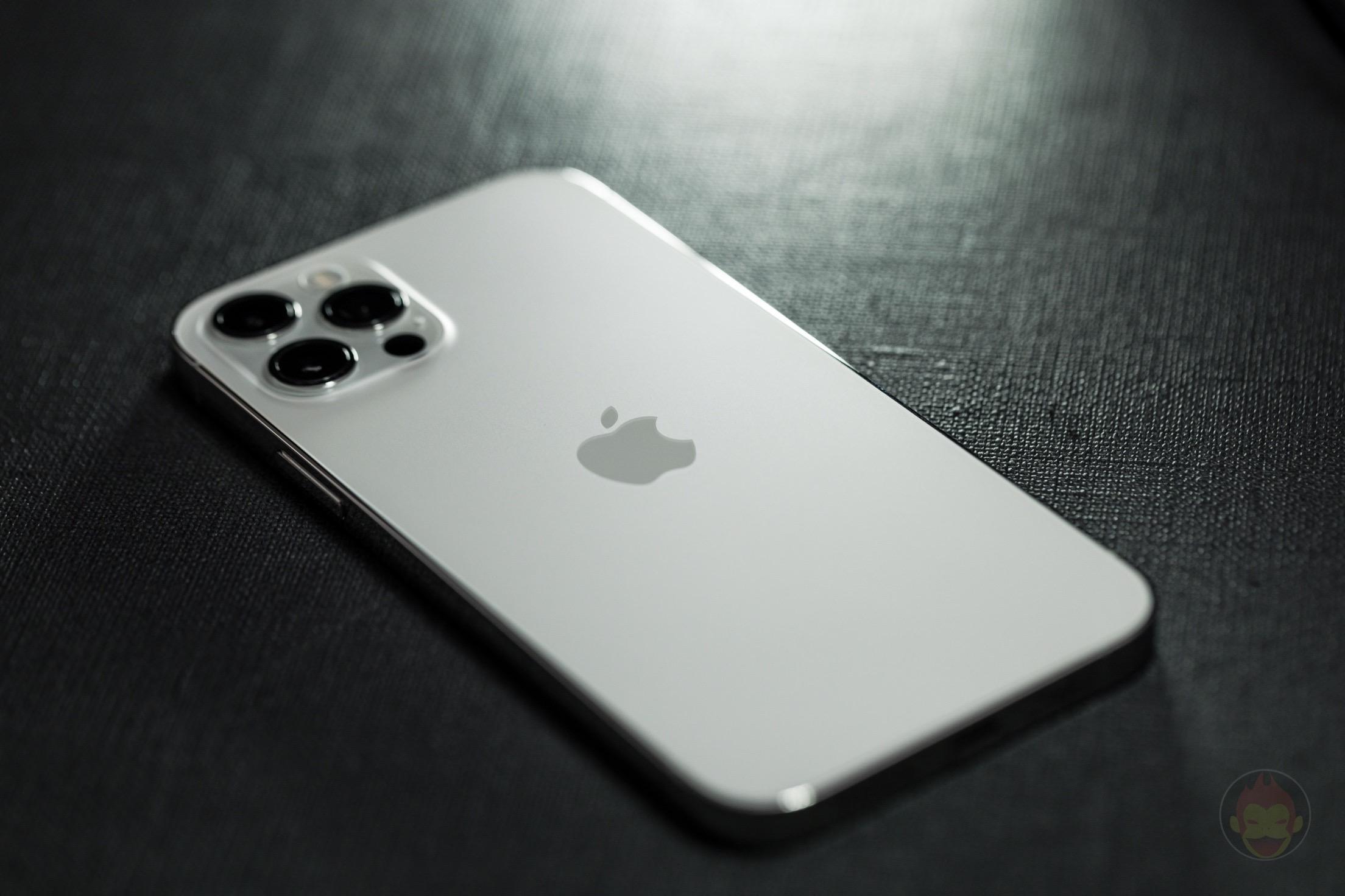 iPhone 12 Proのデザイン