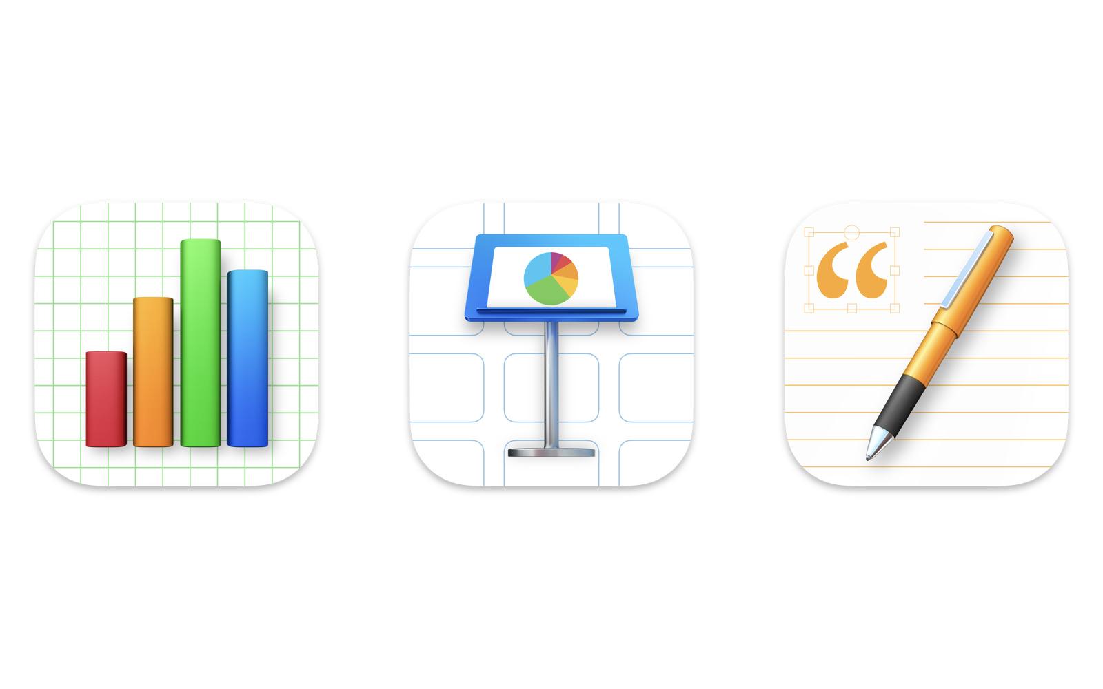 IWork 2020 for mac