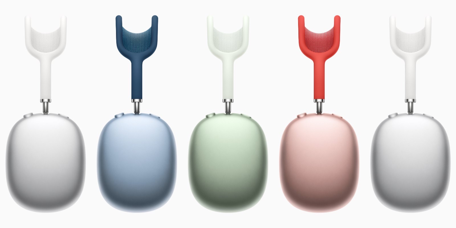 AirPods Max Color Variation