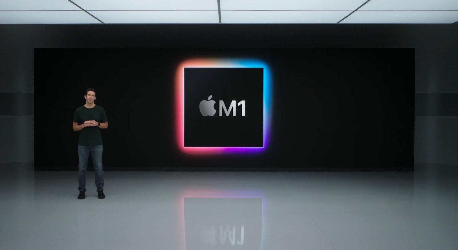 Apple M1 Chip Keynote