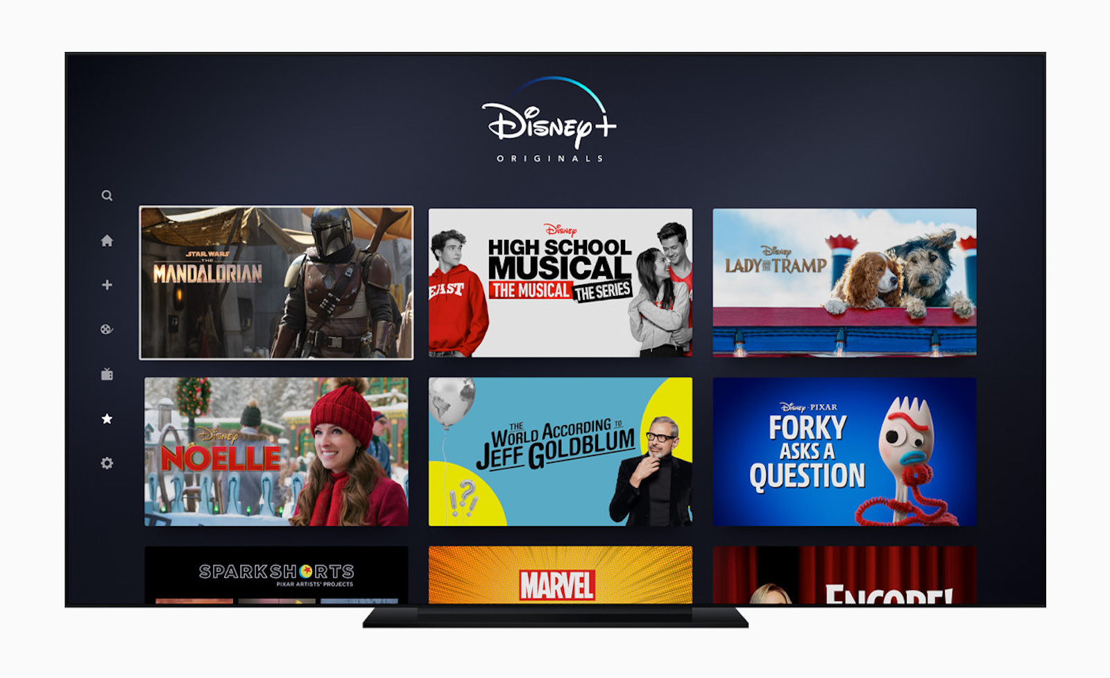 Best of 2020 appletv4k disneyplus 12012020
