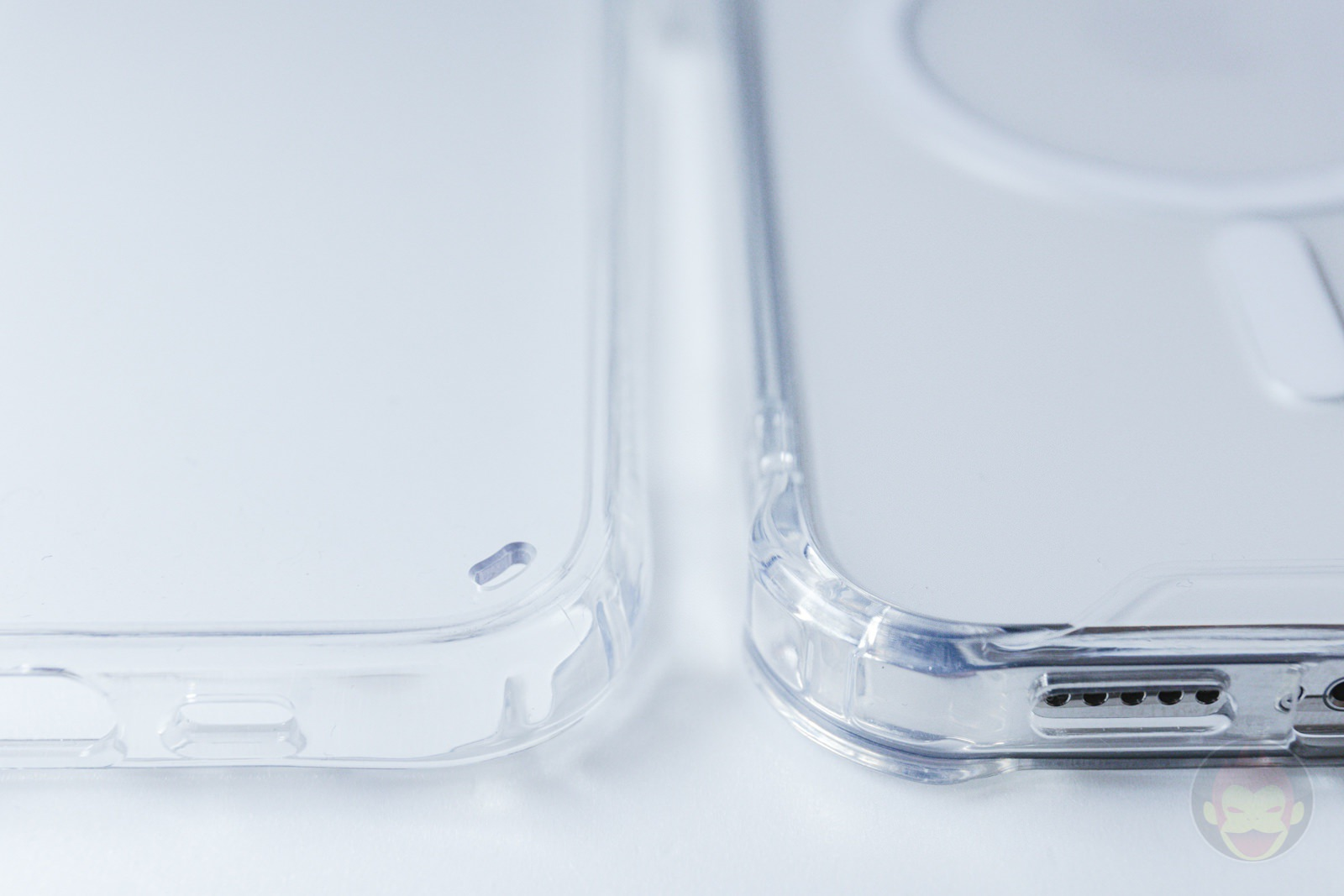 Beyeah iPhone12Pro Clear MagSafe Case Review 02