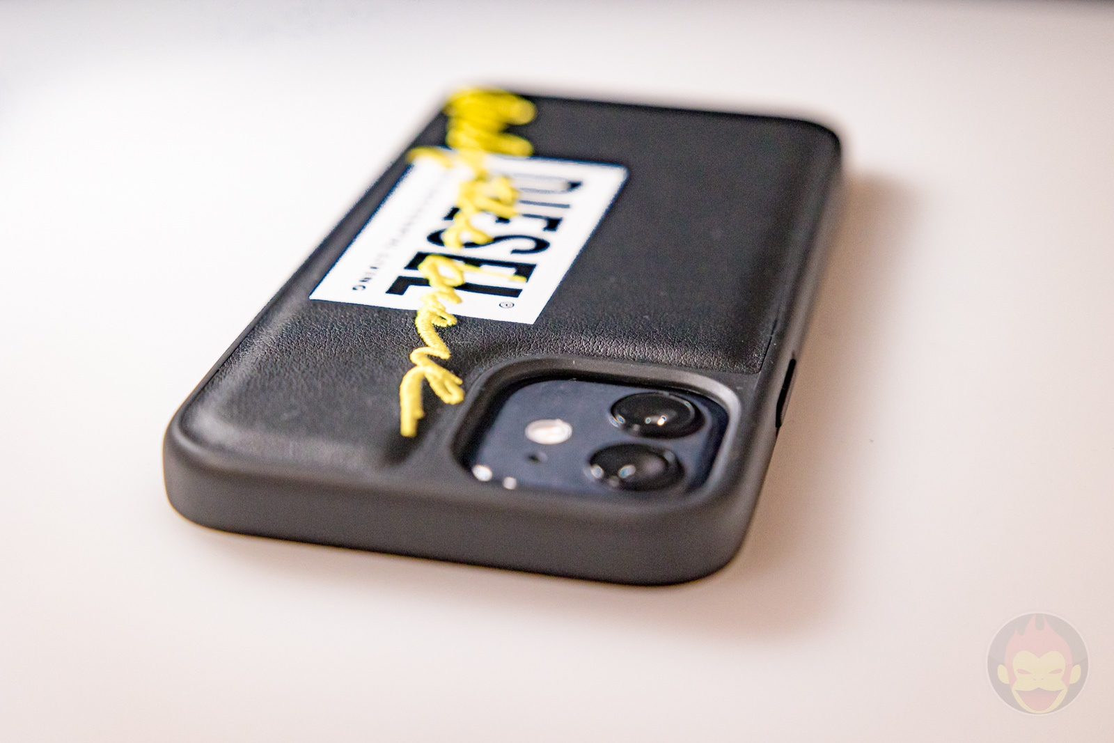 DEISEL iPhone 12 series embroidered Case 04