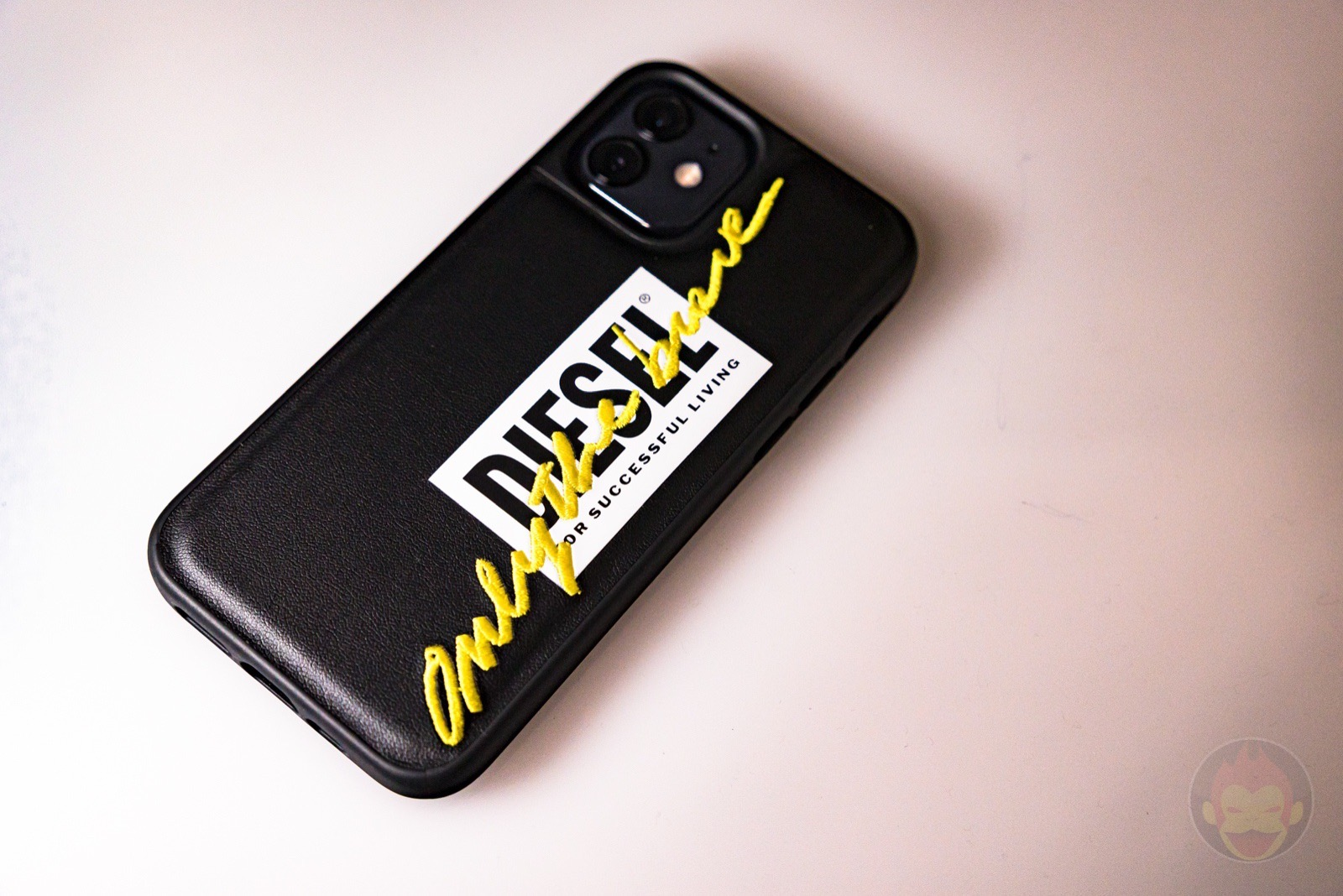 DEISEL iPhone 12 series embroidered Case 05