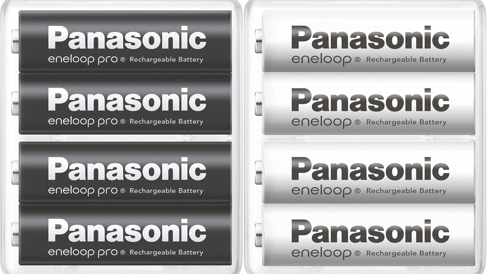 Eneloop batteries on sale