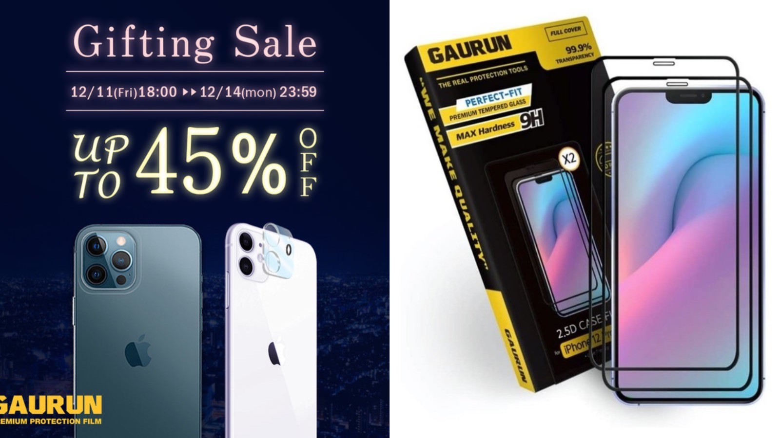 GAURUN Protection Film Sale