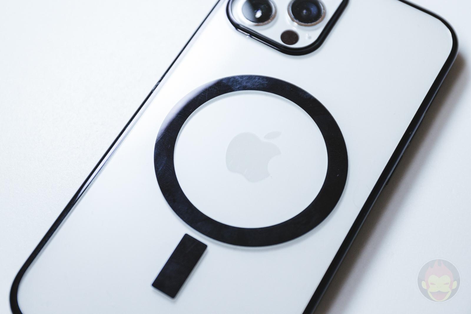 KAHITE Black MagSafe iPhone 12 Pro Case 02